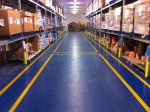 fabrika çizgisi