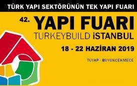 42. Turkeybuild İstanbul Yapı Fuarı